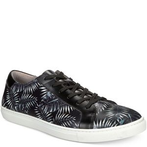 Kenneth Cole New York Mens Kam Palm Leaf 8.5M